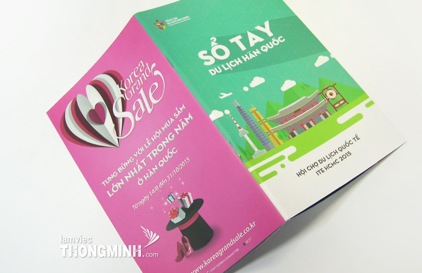 Mẫu Brochure - Profile 004