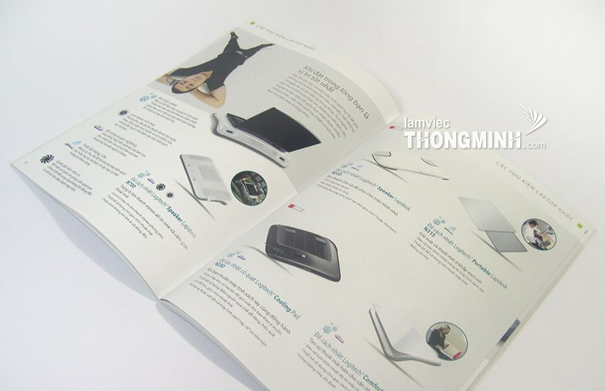 Mẫu Brochure - Profile 009